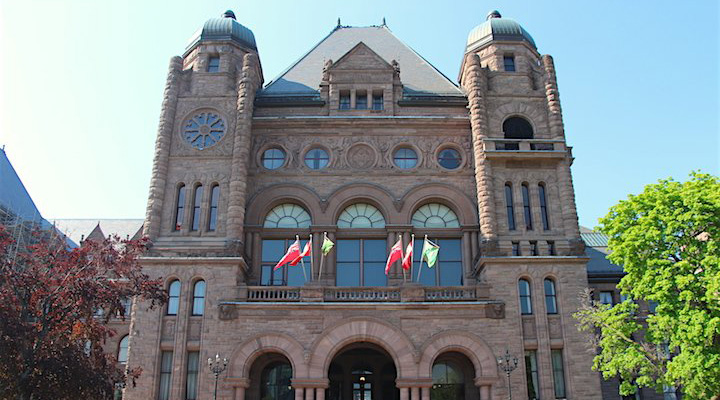 Tribunals of Ontario Appointments Concerning